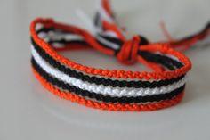 Set of 5 Halloween Friendship Bracelets