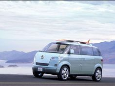 Volkswagen Microbus, 2001