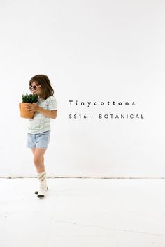Tiny Cottons SS16 collection