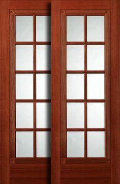1000 images about closet doors on pinterest closet - Bypass closet doors for bedrooms ...