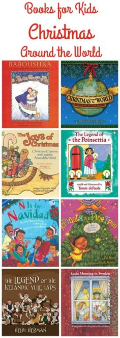 Merry Christmas In Russian, Christmas In Germany, Spanish Christmas, Happy Merry Christmas, Mexican Christmas, Father Christmas, Christmas Books, Before Christmas, Kids Christmas