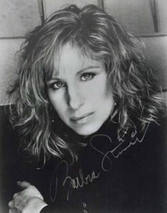 Barbra Streisand around the time she starred in a movie with Nick Nolte. My mind is blank I will update later..PRINCE OF TIDES