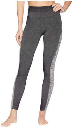 ae55d9f908516 AURIQUE Women's Sports Leggings, Grey (Grey Marl), 8 (Manufacturer ...