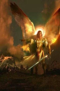 St Michael the arch angel, defend us in our daily battles.