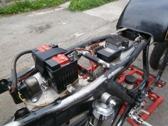 cafe racer battery - Пошук Google