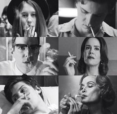 Ahs and their smoking