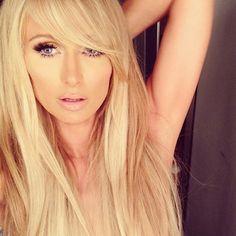.@etienneortega   One of our looks today for @Paris Hilton album cover! Hair by @mrchrismcmillan...