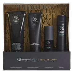 #paulmitchell #hair #awapuhi #wildginger #shampoo #conditioner #oil #shinespray #christmas #gift RRP £65.00