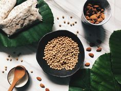 Want to make tempeh but don't have a starter? Here's how.