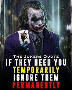 Yesss Joker Qoutes, Deadpool Quotes, Best Joker Quotes, Badass Quotes, Real Life Quotes, True Quotes, Motivational Quotes, Movie Quotes, Inspirational Quotes