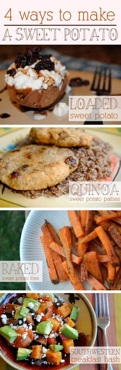 4 Ways to Make a Sweet Potato