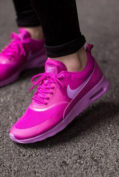 best website ee100 96491 Nike Air Max Thea  Fuscia Nike Free, Nike Heels, Tennarit Nike, Adidakset