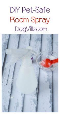 DIY Pet-Safe Lemongrass Deodorizer Spray Recipe for an Odor-Free Home