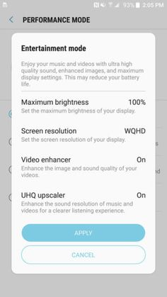 This is Nougat on the Samsung Galaxy S7 Edge | AndroidAuthority