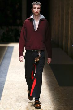 Prada menswear fall/winter 2016
