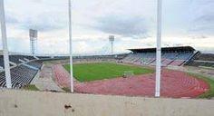 atletismo y algo más: 1940. Estadio de entrenamiento de Jamaica, donde l...