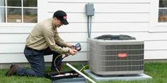 We can perform a number of service and maintenance procedures including repairing or replacing condensers. Call us today at 708-429-6550. Our services include: New installation Maintenance Sales Service Thermostats Condensers Zone controls Heat pumps Attic Fans Rooftop Units Duct repairs Ventilation. www.air-ease.com
