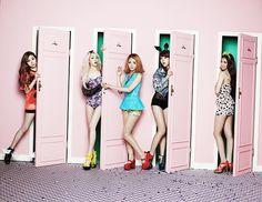 "Wonder Girls' Sunye recalls ""Tell Me"" days with Ladies' Code's ""Pretty Pretty"""