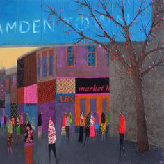 12 examples of Emma Brownjohn's recent paintings.