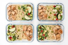 5 Idées de Recettes Légères pour Lunch-Box WW