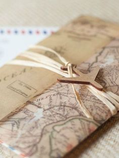 Façon Carte de voyage