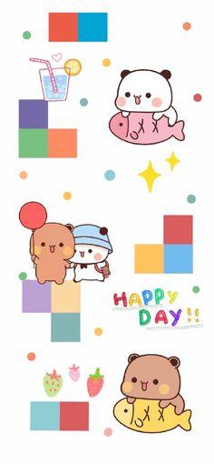 Little Panda, Love Bear, Cute Panda, Panda Bear, Pikachu, Hello Kitty, Japan, Wallpaper, Cats