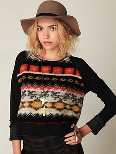 Thursday Poll: Which Sweater is Better? - Free People Blog