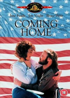 Coming Home by Jane Fonda Jon Voight Bruce Dern Norman Jewison Haskell Wexl Coming Home Movie, Coming Home 1978, Jane Fonda, Really Good Movies, Love Movie, Movie Tv, Movie List, Jon Voight, Penelope