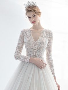 Discover recipes, home ideas, style inspiration and other ideas to try. Dream Wedding Dresses, Bridal Dresses, Wedding Gowns, Dresses Dresses, Dresses Short, Marriage Day, Wedding Bridesmaids, Corsage, The Dress