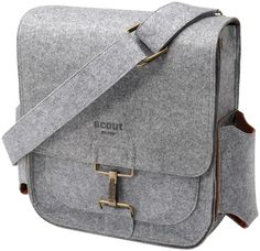 9482b5520df Stroller Diaper Bags Petunia Pickle Bottom Scout Journey Pack Diaper Bag In  Heather Gray at PoshTots