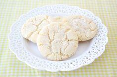 lemon & sugar cookies