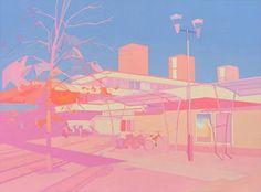 "Saatchi Art Artist Jim Montgomery; Painting, ""Morning Light"" #art"