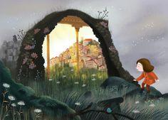 The Art Of Animation, Olga Demidova