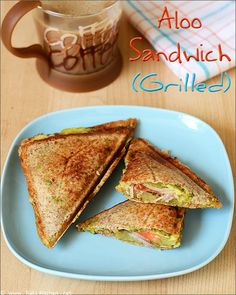 aloo-sandwich-toast by Raks anand, via Flickr from Rakskitchen.net