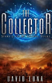 The Collector designed by Milo from DDD   TM: Clean, simple, dramatic, and effective. This design hits the target. ★