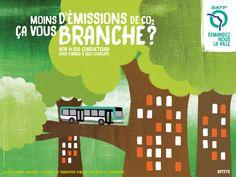 Campagne RATP - annonce 2 COP21