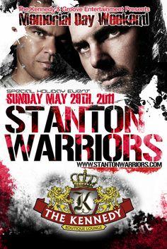 Stanton Warrior at the Kennedy - Tampa, Fl