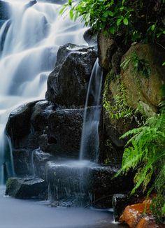 Virginia Water Cascade 2 | Windsor, Virginia, USA
