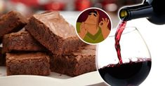 Fondos de pantalla para celular para las fanáticas de Disney Chocolate Hershey, Chocolate Brownies, Chocolate Lovers, Red Wine, Yummy Food, Sweets, Mugs, Instagram, Tableware