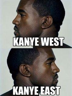 Kanye West Kanye East