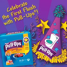 Join the Pull-Ups* Big Kid 3D Celebration! See how you could win one of FIFTY 25 dollar Gift Cards or a GRAND PRIZE 500 dollar Gift Card.