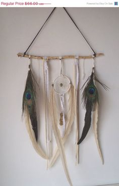 easier than a dream catcher to make with same affect