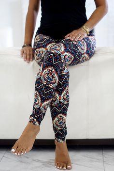 168a Klassy Kassy leggings