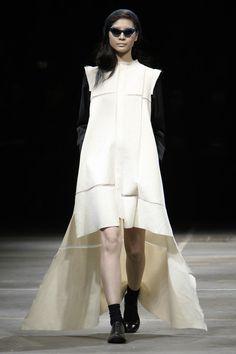 Yohji Yamamoto F/W 2010