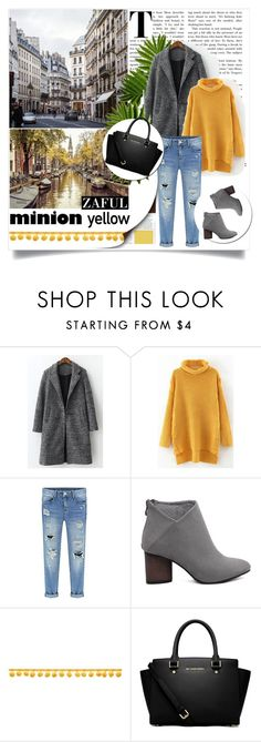 """""""zaful.com lkid=5695 (47)"""" by mell-2405 ❤ liked on Polyvore featuring MICHAEL Michael Kors"""