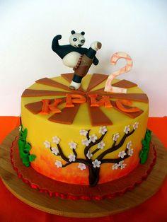 kung fu panda cakes - Google Search