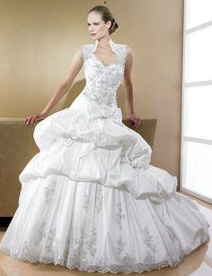 $287.77 Sweetheart Neckline A-line princess princess wedding dresses