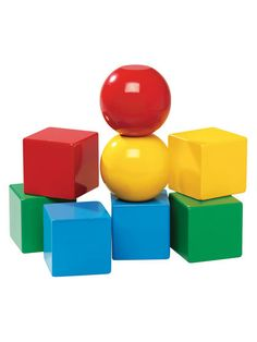 Magnetic Building Blocks Set by Brio at Gilt