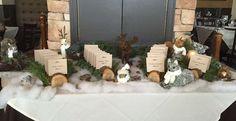 Woodland Critter Celebration | CatchMyParty.com