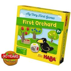 Haba My Very First Games My First Orchard, Multicolor